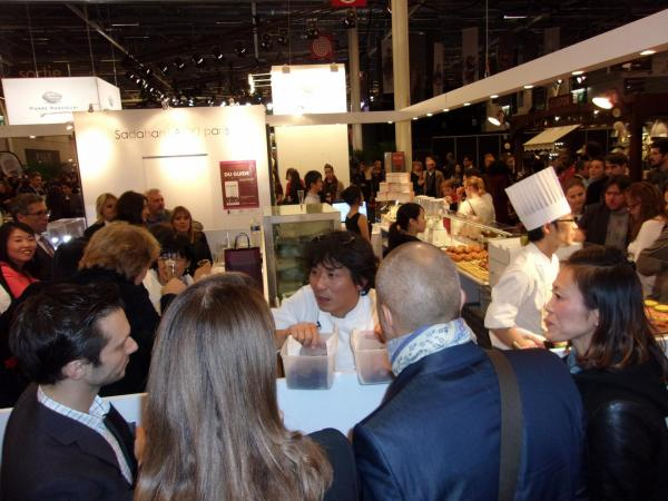 Salon du choco paris 169